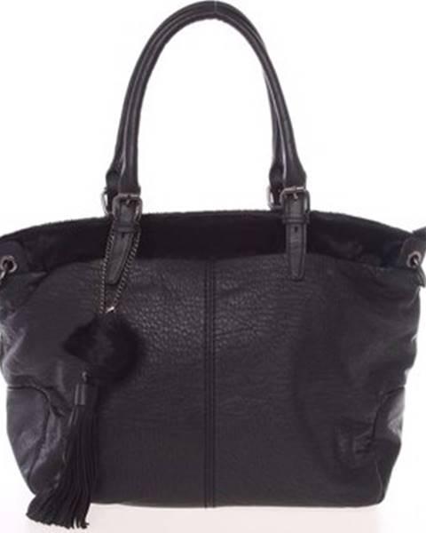 Černá kabelka Maria C.