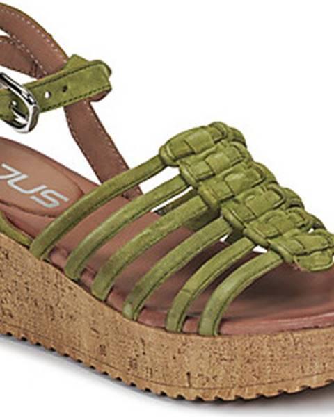 Sandály Mjus