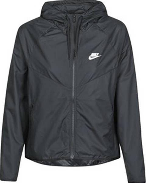 Černá bunda nike