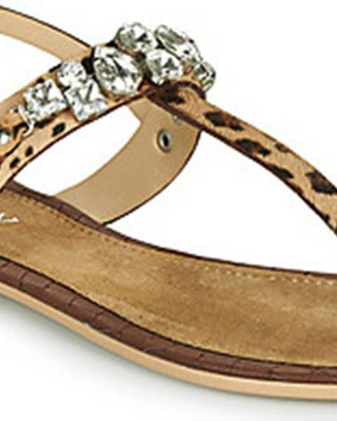 Béžové sandály Replay