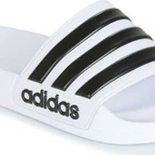 adidas pantofle ADILETTE SHOWER Bílá