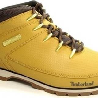 Timberland Kotníkové boty Euro Sprint Hiker ruznobarevne