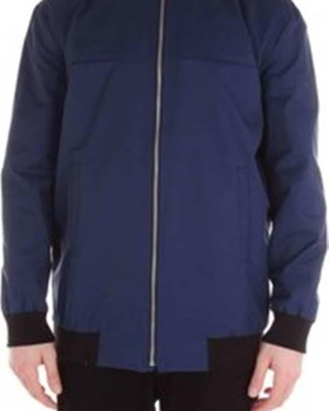 Modrá bunda Art259Design