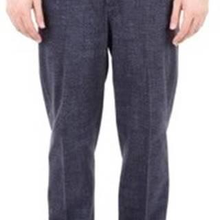 Circolo 1901 Oblekové kalhoty CN2215 Modrá