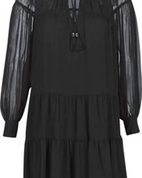 Černé šaty MICHAEL Michael Kors
