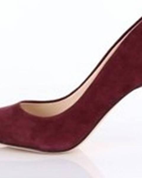 Červené boty Nine West