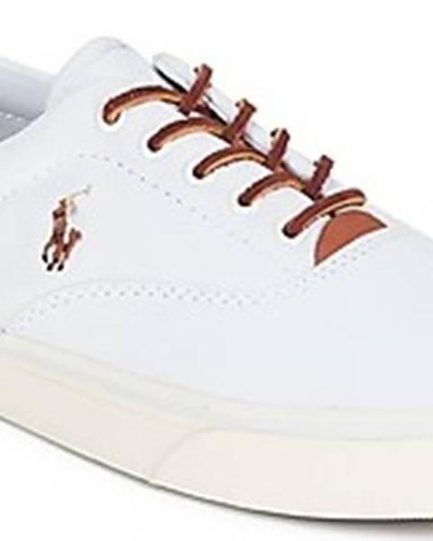 Bílé tenisky Polo Ralph Lauren