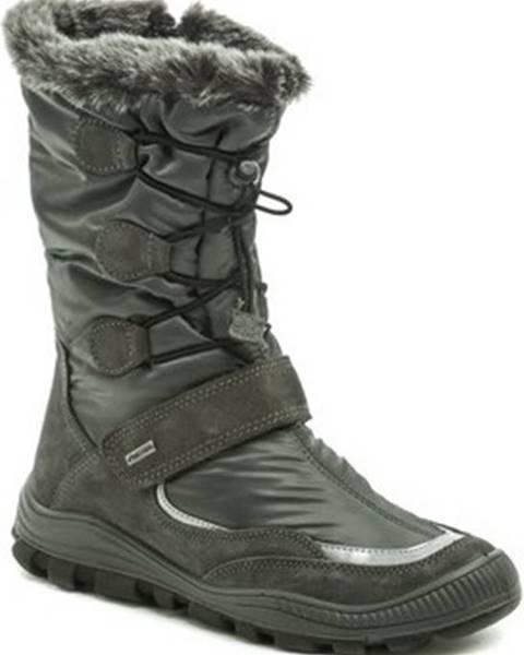Černé boty IMAC