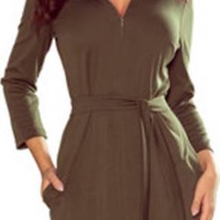 Numoco Krátké šaty Dámské šaty 273-1 ruznobarevne