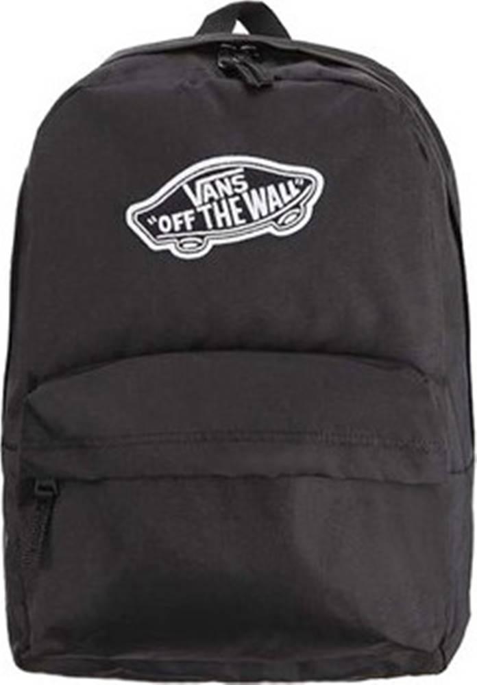 vans Vans Batohy Realm Backpack VN0A3UI6BLK ruznobarevne