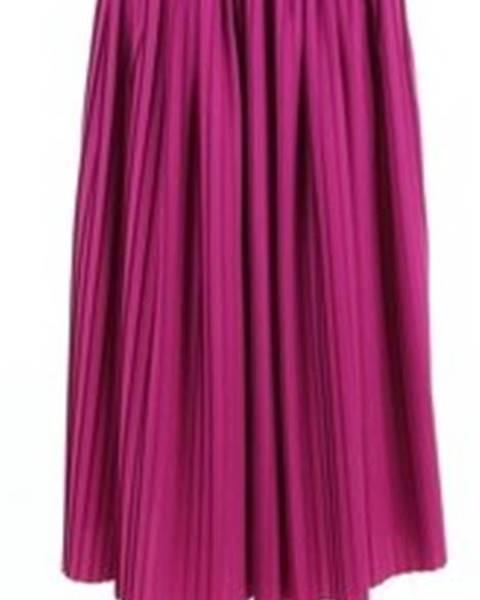 Fialová sukně Altea