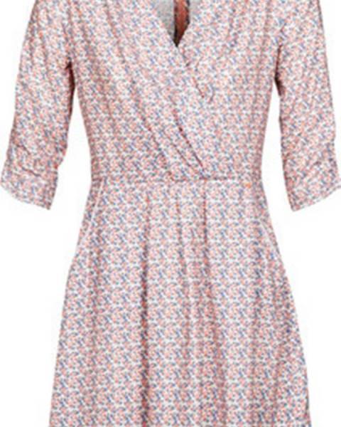 Růžové šaty Kaporal