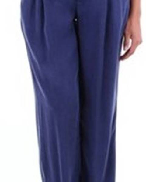 Modré kalhoty Woolrich