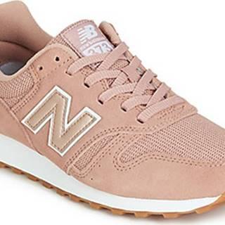 New Balance Tenisky WL373 Růžová