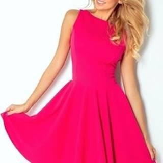 Numoco Krátké šaty Dámské šaty 125-3 ruznobarevne