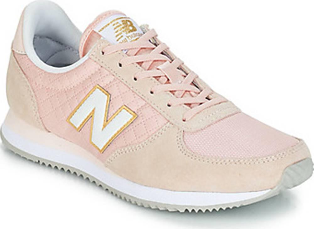 new balance New Balance Tenisky WL220 Růžová
