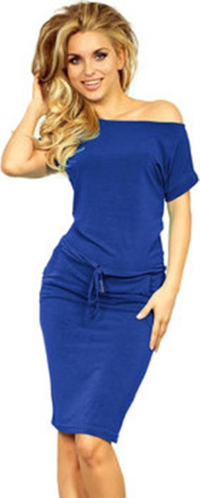 Numoco Numoco Krátké šaty Dámské šaty 139-3 ruznobarevne