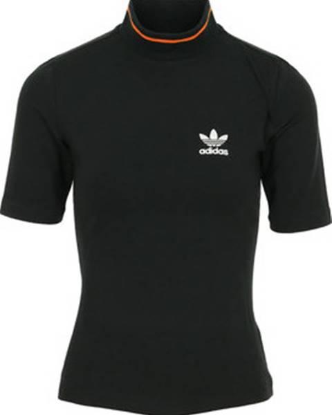 Černý top adidas