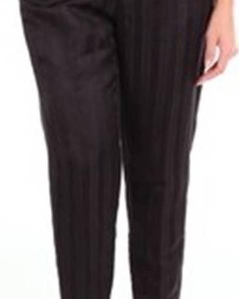 Černé kalhoty Jucca