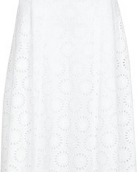 Bílá sukně MICHAEL Michael Kors