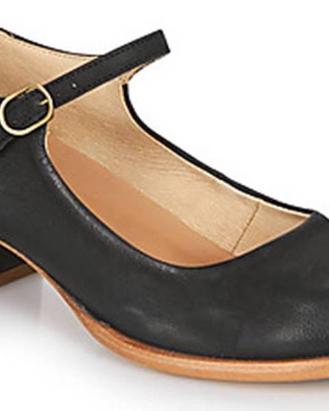 Černé boty Neosens