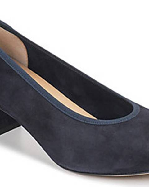 Modré boty Perlato