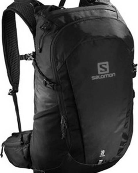 Černý batoh Salomon