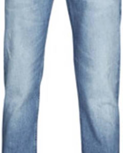 Modré kalhoty Teddy Smith
