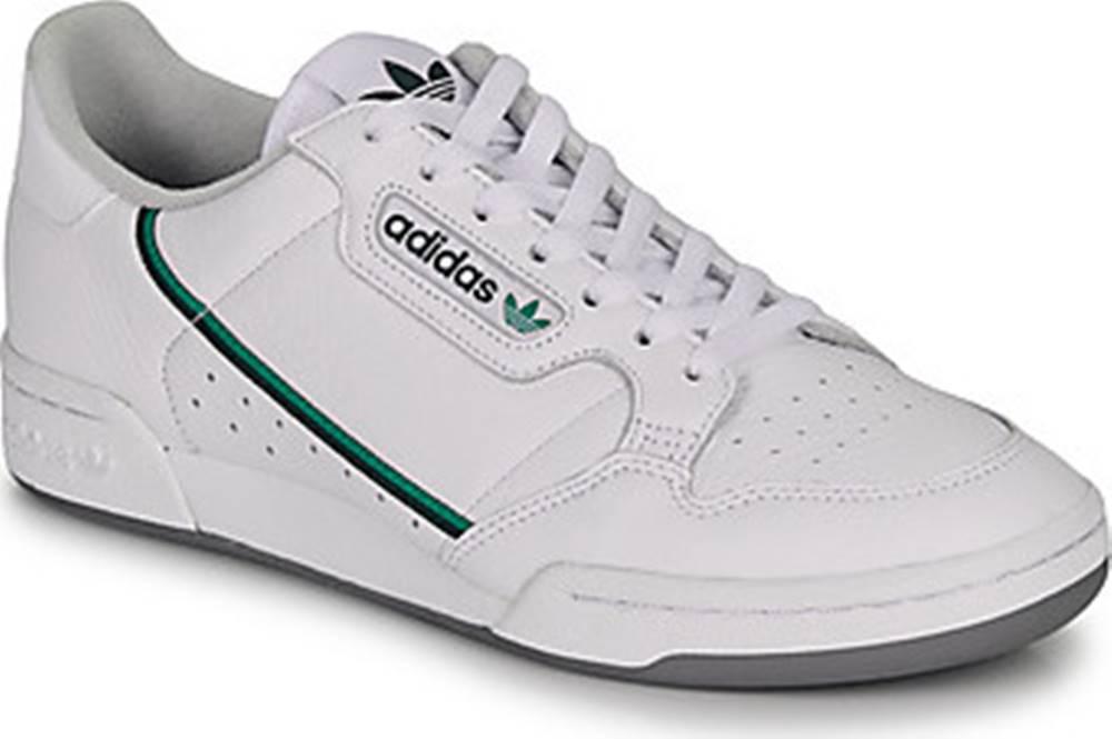 adidas adidas Tenisky CONTINENTAL 80 Bílá