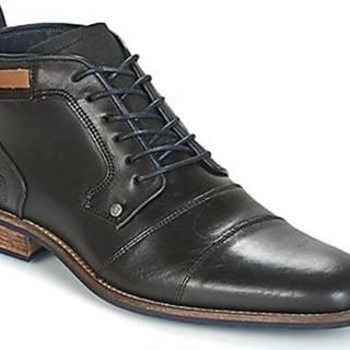 Bullboxer Kotníkové boty TROCHARO Černá