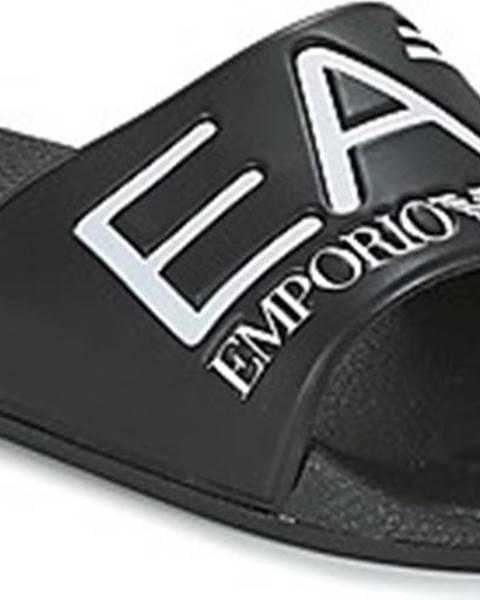 Pantofle Emporio Armani EA7