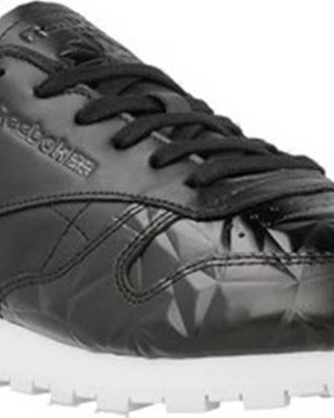 Černé tenisky Reebok Sport
