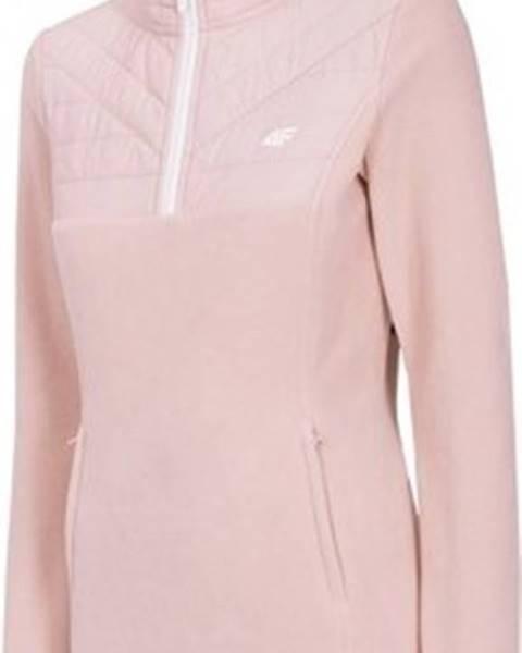 Růžová bunda 4F