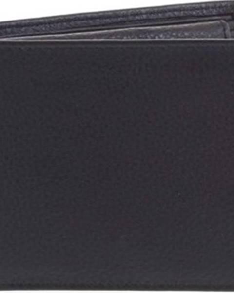 Černá peněženka Tomas