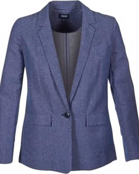 Modrá bunda Armani Jeans