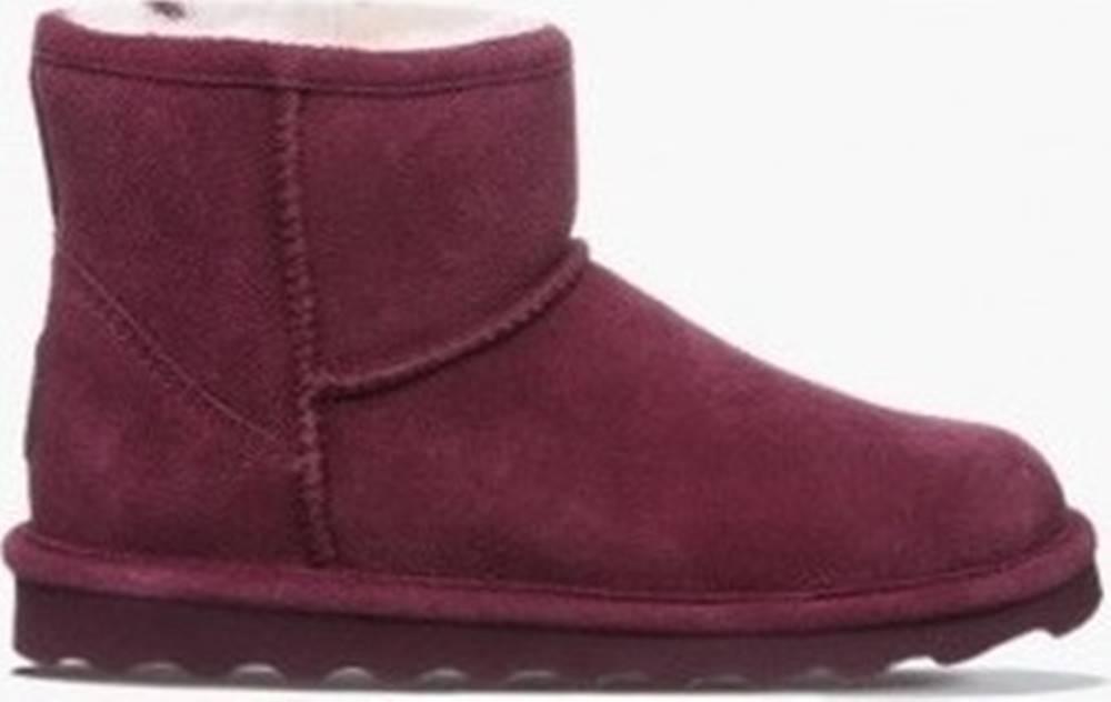 Bearpaw Bearpaw Zimní boty Alyssa Červená
