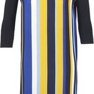 Benetton Krátké šaty VAGODA Modrá