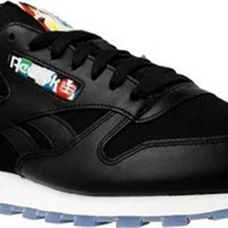 Reebok Sport Tenisky CL Leather BF Černá