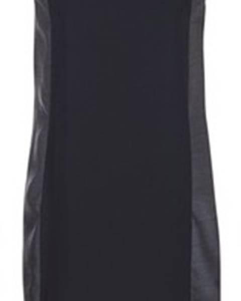 Černé šaty Armani Jeans