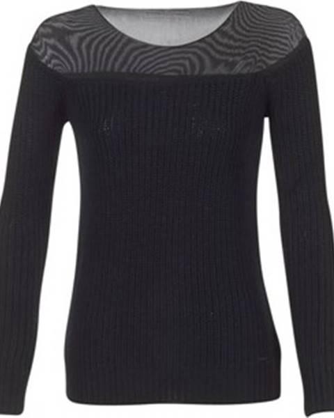 Černý svetr Armani Jeans