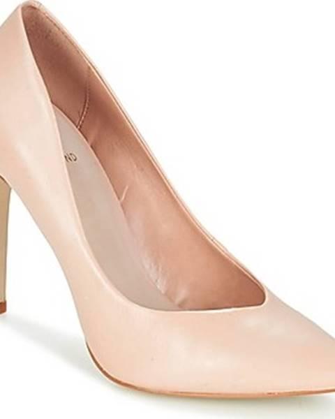 Růžové boty Dumond