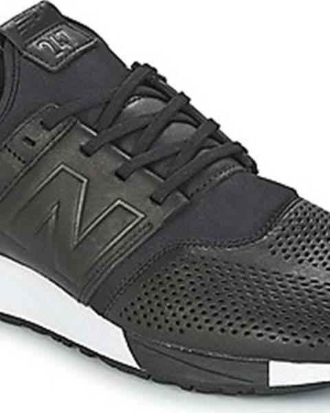 Černé tenisky new balance