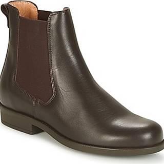Aigle Kotníkové boty ORZAC 2 Hnědá