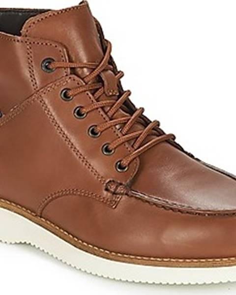 Hnědé boty Aigle