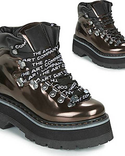 Stříbrné boty ART