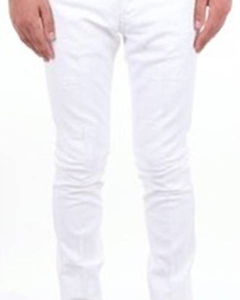 Bílé kalhoty Entre Amis