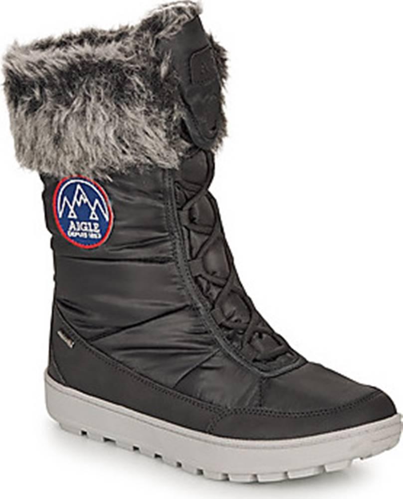Aigle Aigle Zimní boty TALVIK MTD Černá