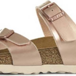 Birkenstock Sandály Mayari Zlatá