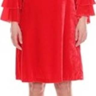 Blugirl Blugirl Krátké šaty 6652 Červená