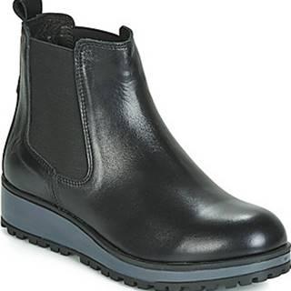 Lumberjack Kotníkové boty LUNA Černá